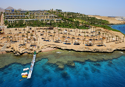 Rode Zee Duikvakantie het Grand Oasis Resort in Sharm el Sheikh Egypte